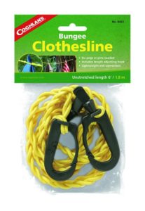 Bungee clothes line