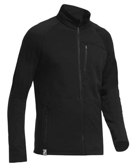 Icebreaker merino zip-up sweater