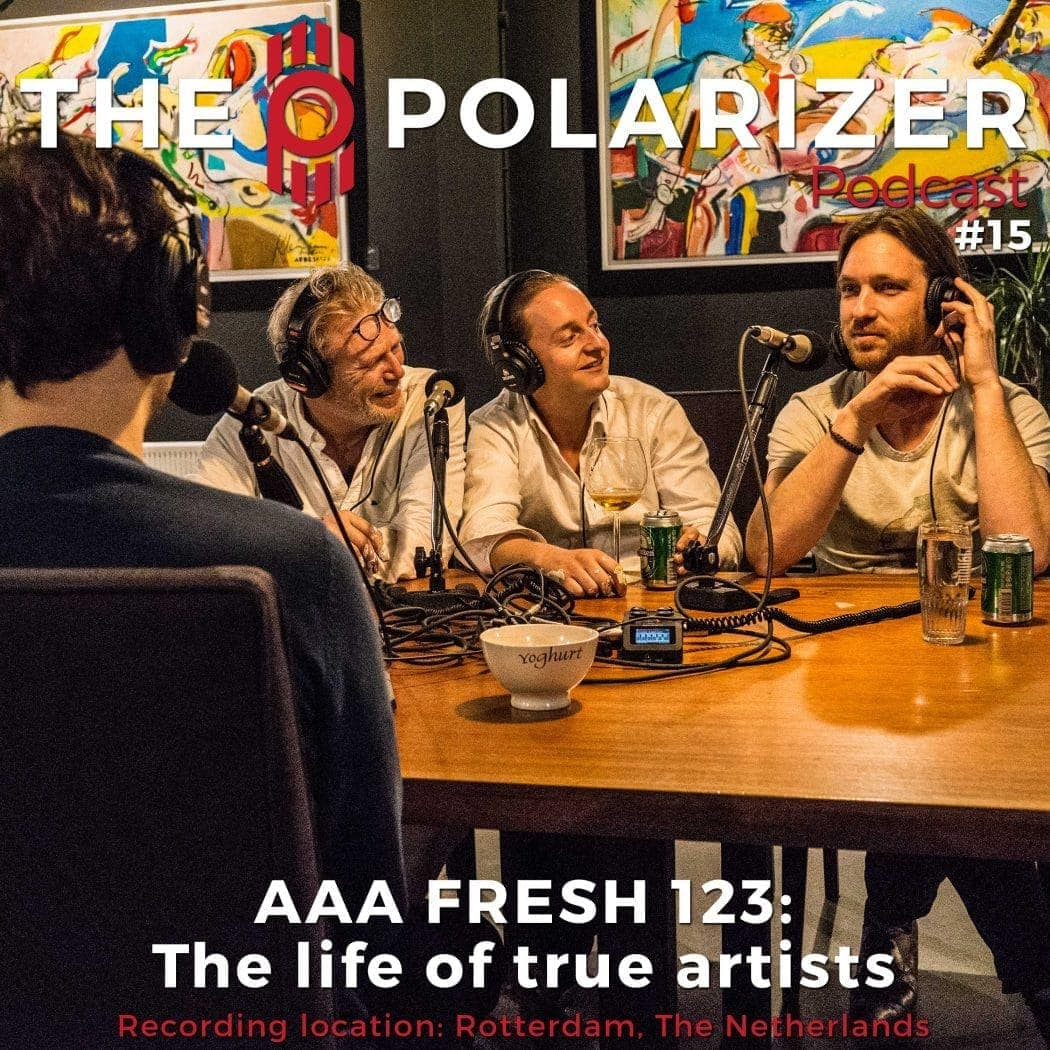 AAA Fresh 123 - The life of true artists