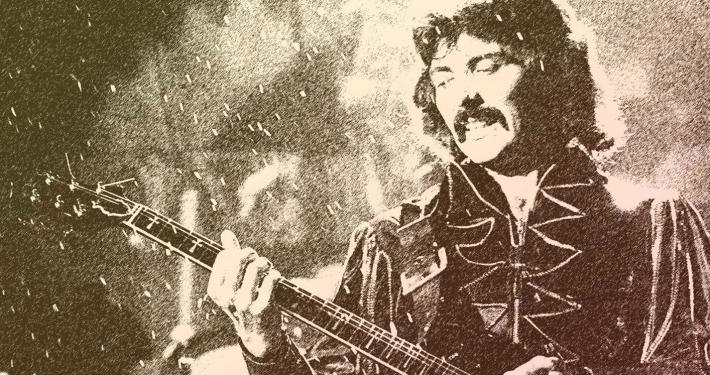 #38 - DINOSAUR ROCK GUITAR ALCHEMY - Tony Iommi